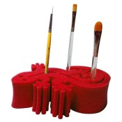 Brush Holder and Cases
