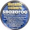 Snazaroo Metallic Electric Blue 18ml