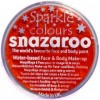 Snazaroo Sparkle 18ml Orange
