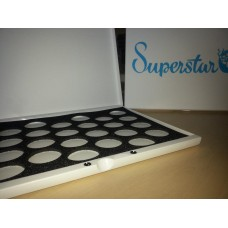 Superstar Pro Pallette case with 16g insert