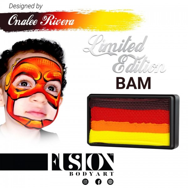 Fusion Onalee Rivera Superhero BAM