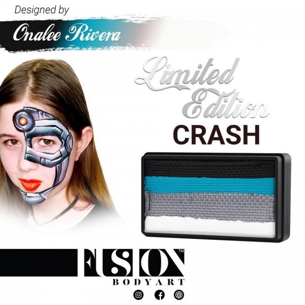 Fusion Onalee Rivera Superhero CRASH