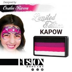 Fusion Onalee Rivera Superhero KAPOW