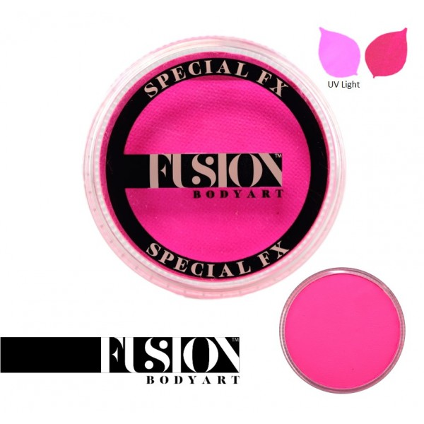 Fusion Body Art FX UV Neon Magenta