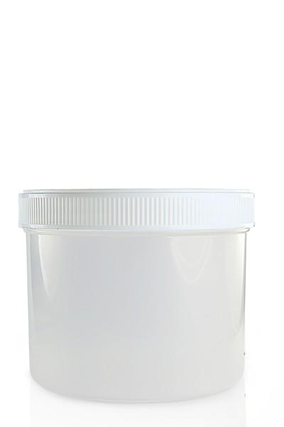 500ml Plastic Screw Top Jar