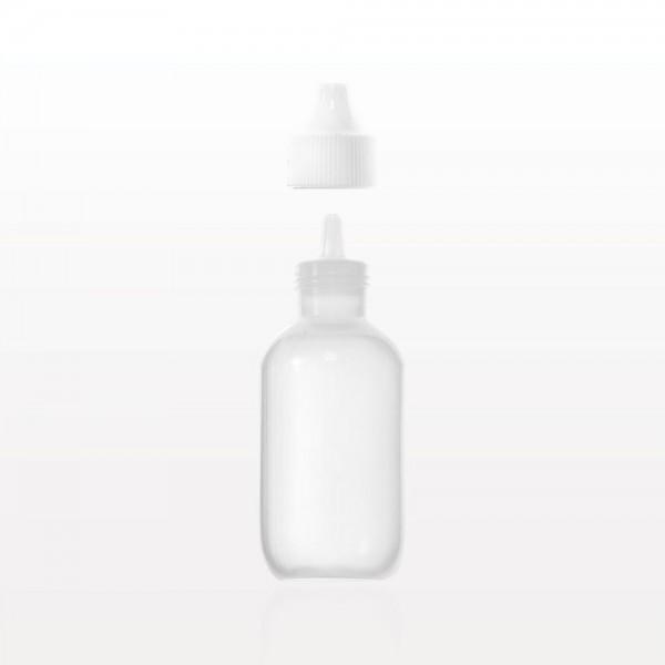 Cylinder Bottle With Dropper Tip 30ml