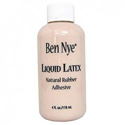 Ben Nye Liquid Latex 4oz Flesh