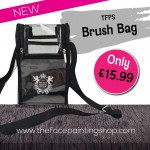 The Face Painting Shop Brush Bag