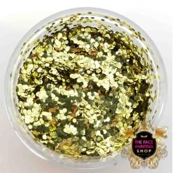 Chunky Bio Glitter Gold