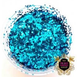 Chunky Bio Glitter Sky Blue