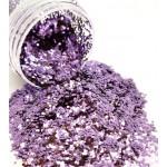 Chunky Bio Glitter Violet