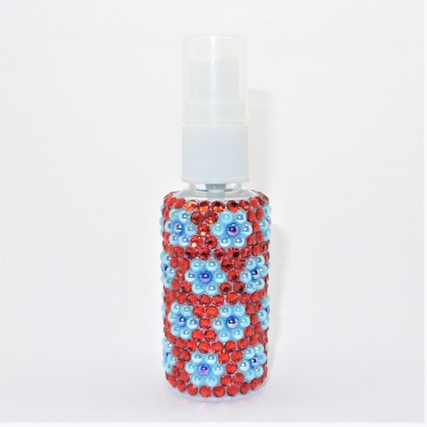 Water Spray Bottle With Bling 42