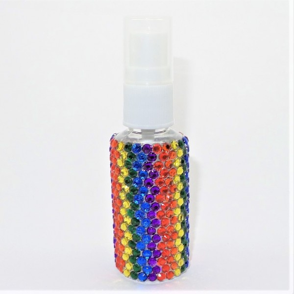 Water Spray Bottle With Bling 45