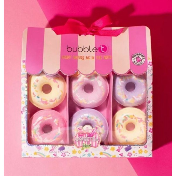 Bubble T Cosmetics Donut Disturb Me Gift Set