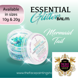 Essential Glitter Balm Mermaid Tail 20g