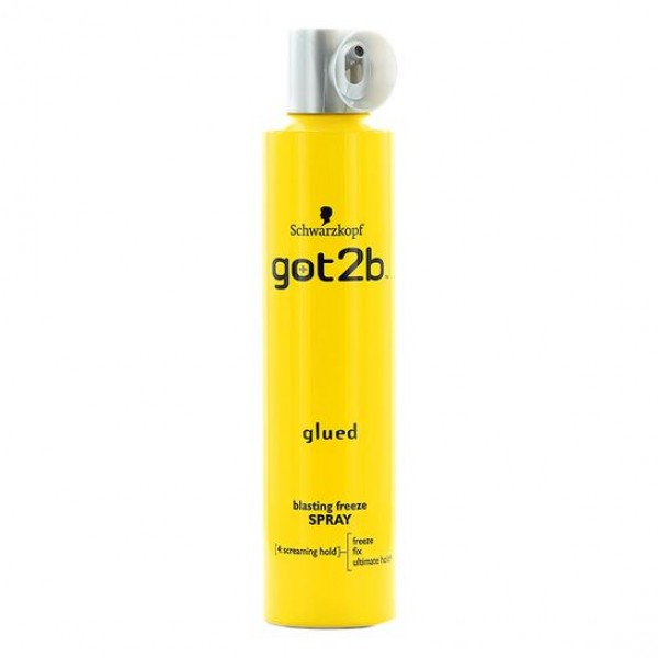 Got2be Glued Blasting Freeze Spray 300ml