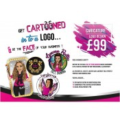 Business Logos and Roll Up Banners