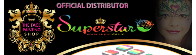 Superstar Face Painting Kits