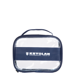 Kryolan Flight Bag Transparent
