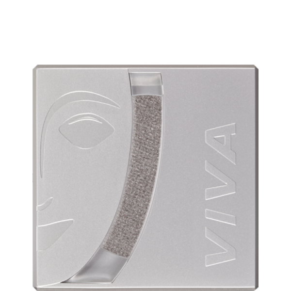 Kryolan Viva Brilliant Eyeshadow Silver