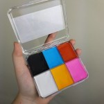 ProAiir Solids Palette Primary Colours and Activator