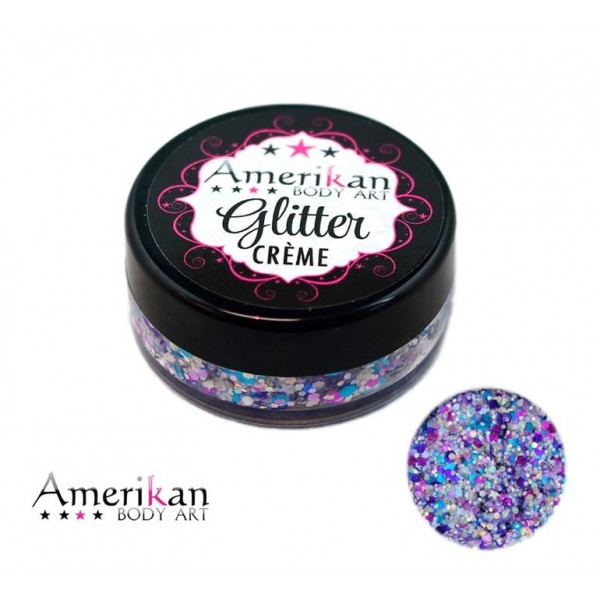Amerikan Body Art Glitter Creme Galaxy
