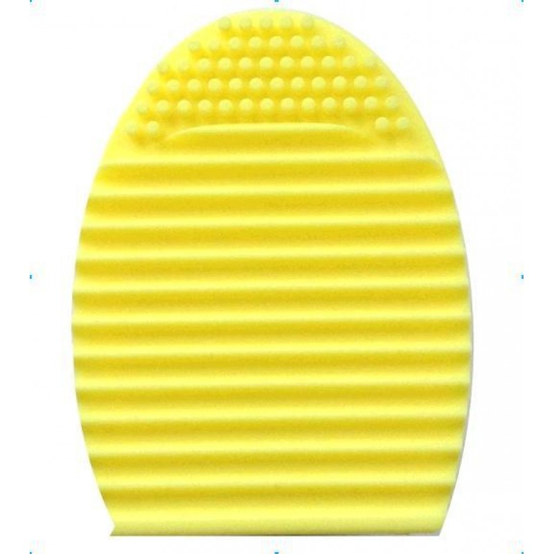 Face painting brush cleaning egg yellow for Eggshell yellow paint