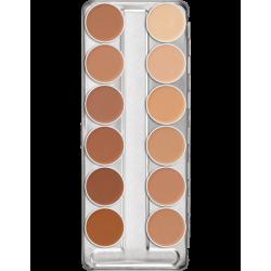 Dermacolor Camouflage Creme Palette 12 Colors C