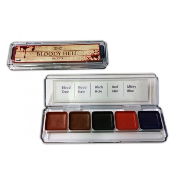 Dashbo Bloody Hell Palette