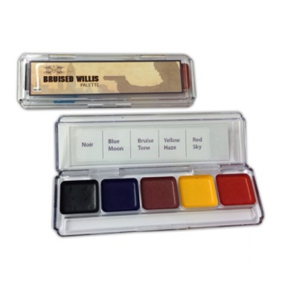 Dashbo Bruised Willis Palette