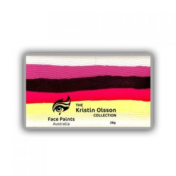 Face Paints Australia Duo Stroke Kristin Olsson - Daybreak Rose