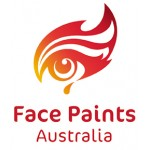 Face Paints Australia 30g Black