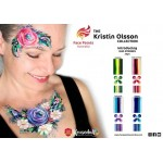 Face Paints Australia Duo Stroke Kristin Olsson - Jacaranda