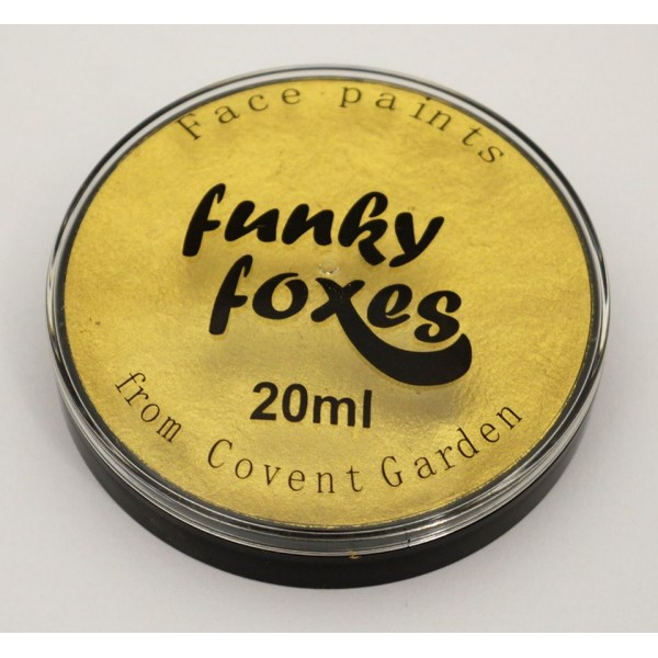 Funky Foxes Antique Gold 20ml