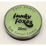 Funky Foxes Light Green 20ml