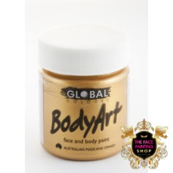 Global Body Art Liquid Gold 45ml