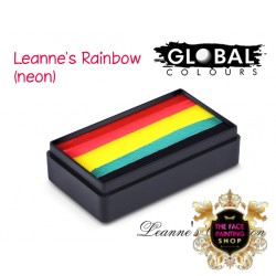 Global Fun Stroke Neon Leannes Rainbow
