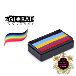 Global Fun Stroke Leannes Rainbow By Global