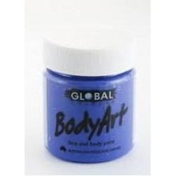 Global Body Art Liquid Deep Blue 45ml