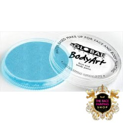 Global Colours 32g Pearl  Baby Blue