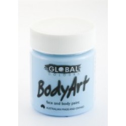 Global Body Art Liquid Light Blue 45ml