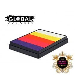Global Rainbow Cake Caribbean
