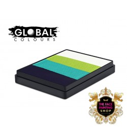 Global Rainbow Cake Greenland