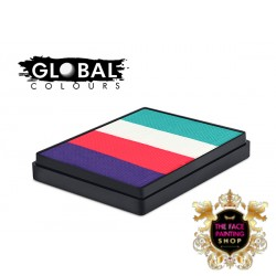 Global Rainbow Cake Holland