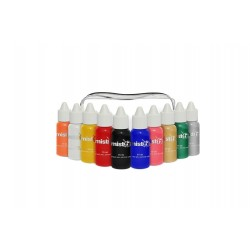 Mistair Aqua Body Paint Taster Pack