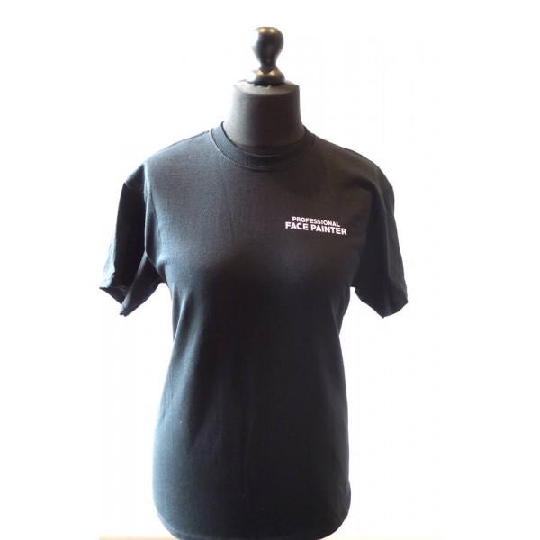 Pro T Shirt Black/White XLarge
