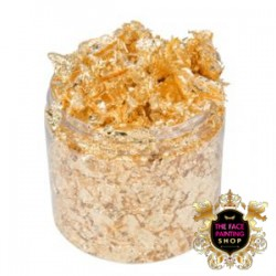 Cosmic Shimmer Flakes Golden Jewel