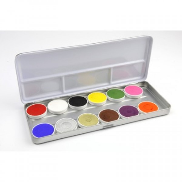 Superstar Bright Colours Palette (12 Colour)