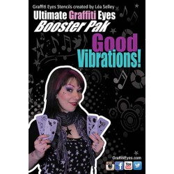 Graffiti Eyes Booster Pack Good Vibrations