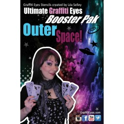 Graffiti Eyes Booster Pack Outer Space